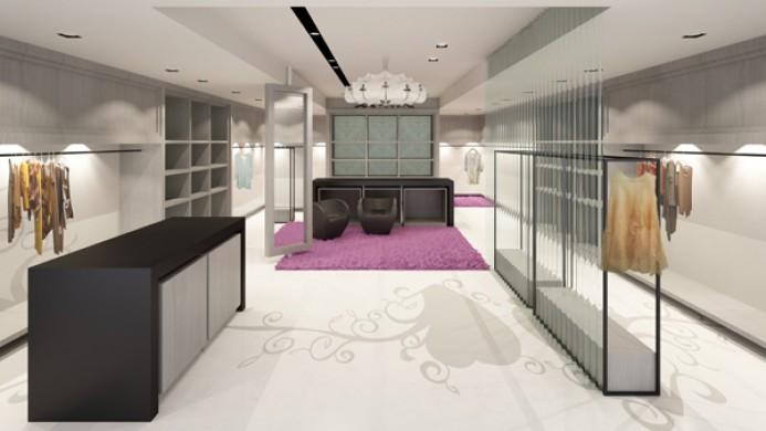 Store 2 - China < Studio architettura Parma, architetti, interior ...
