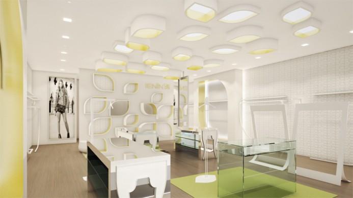 Store < Studio architettura Parma, architetti, interior design - A+10 >